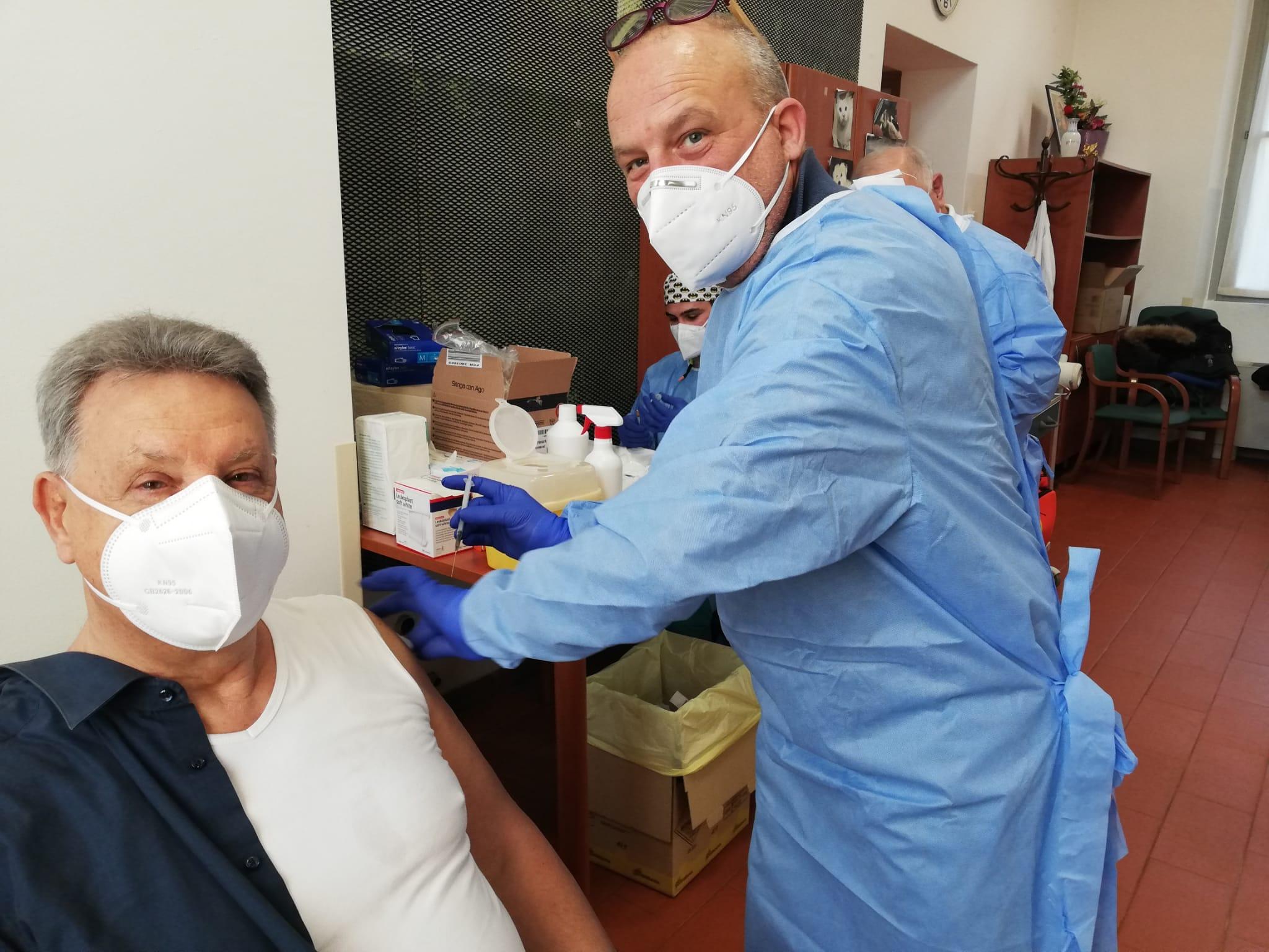 vaccino beppe gambino direzione casa famiglia