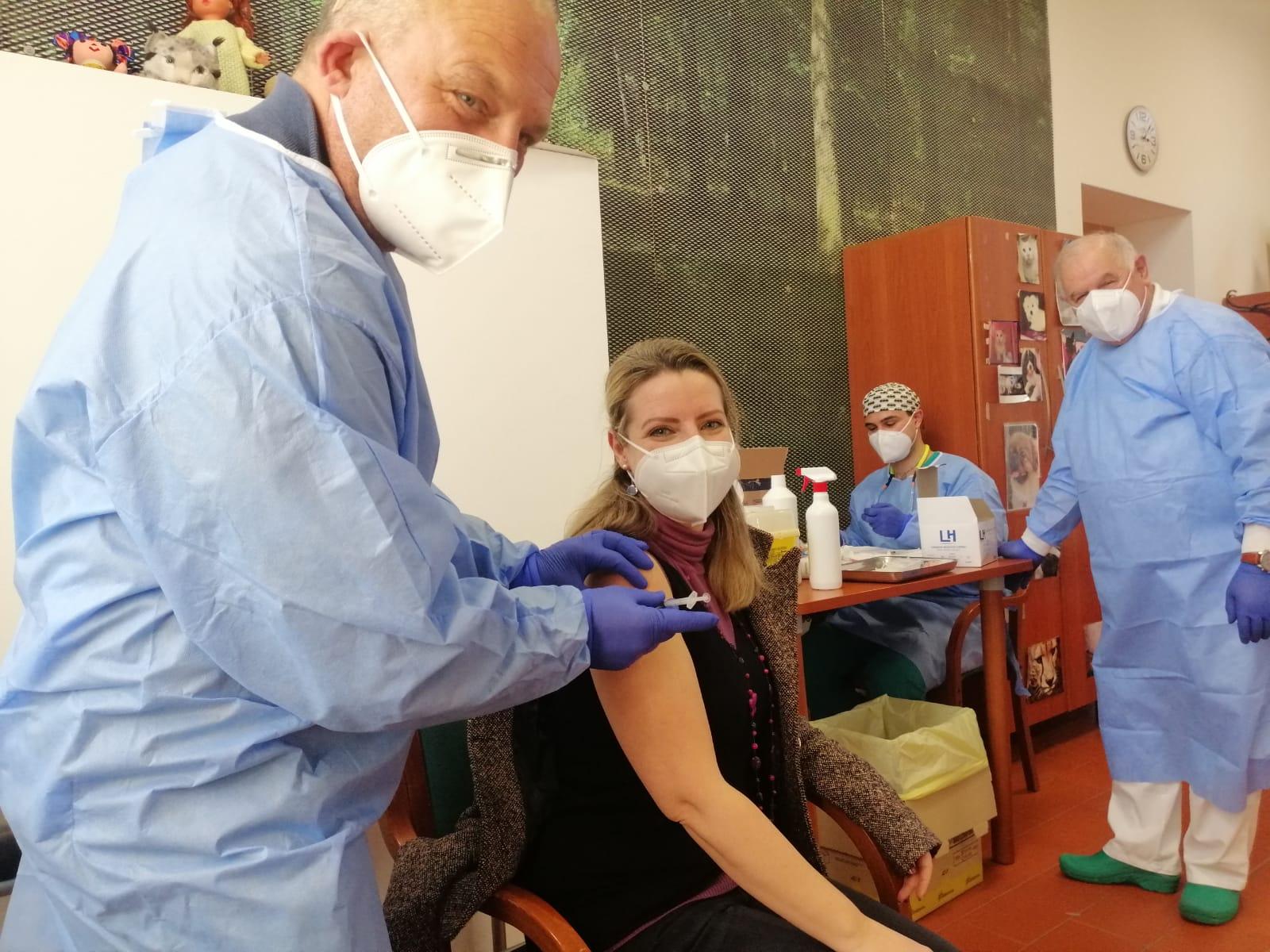 vaccino coordinatore valeria gambino